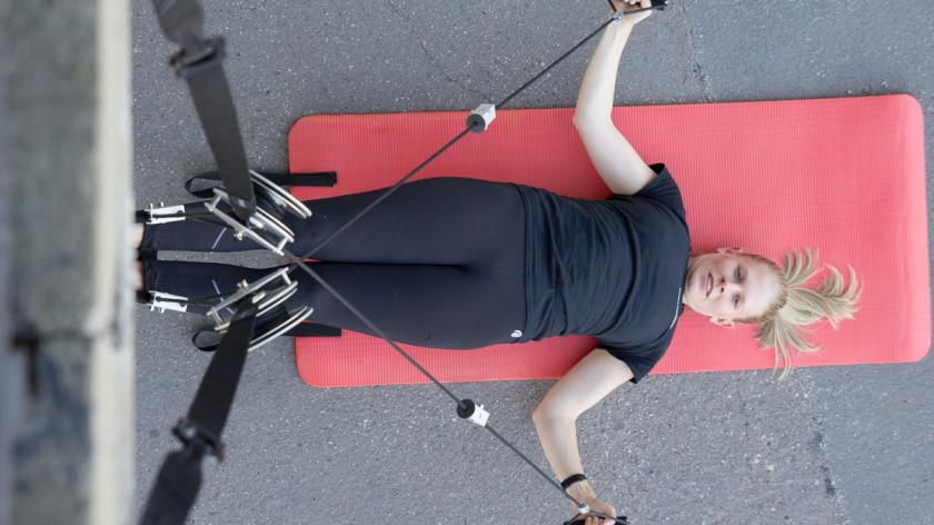 Jak zhubnout břicho za 10 minut cvičením s XUP