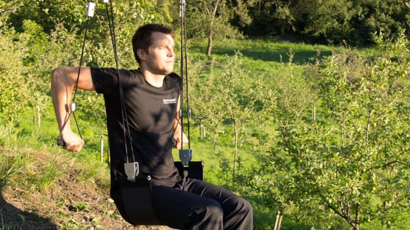 Cvičení doma pro hrudní svalstvo - cviky pro pevná prsa