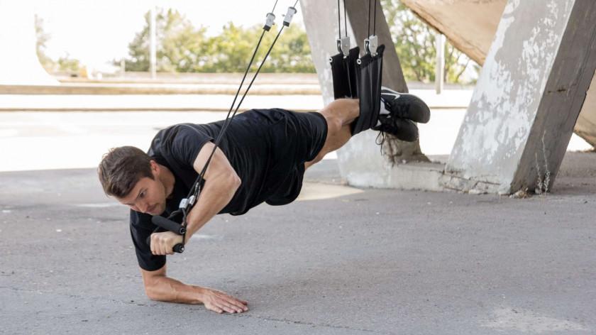 XUP Sideplank Superlifts - nejlepší cviky pro celé tělo s vlastní vahou