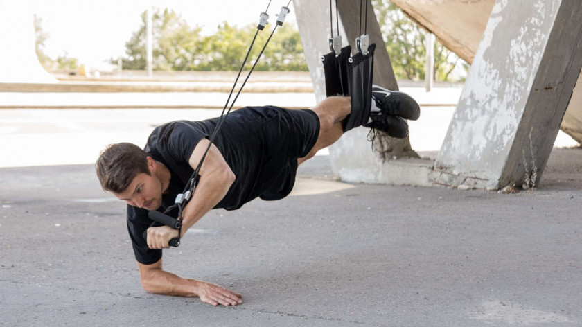 XUP Sideplank Superlifts - the best total body exercise