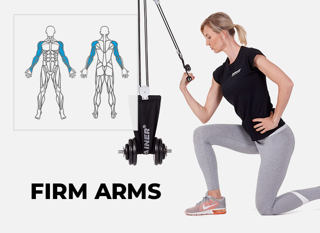 workout at home for sagging arms