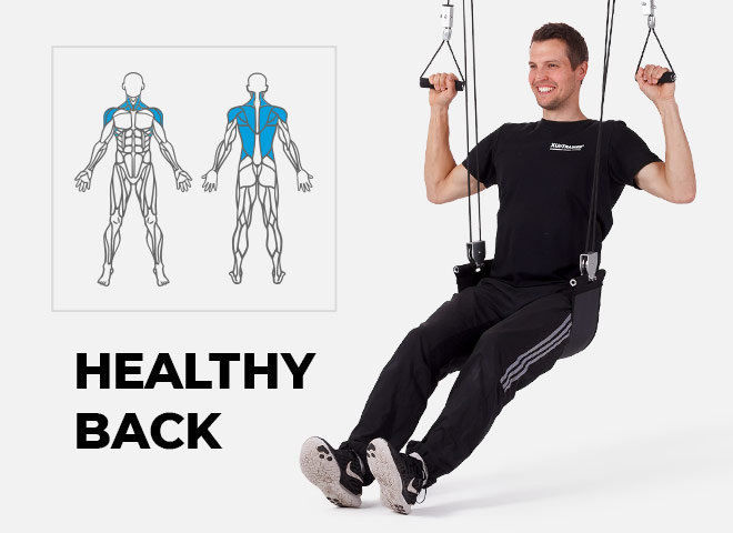 workout at home for back