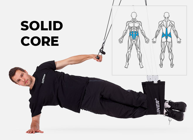 workout at home for core and abs