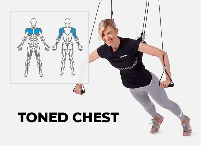 workout at home for chest